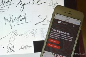 PrivyID Garap Pasar Tanda Tangan Digital