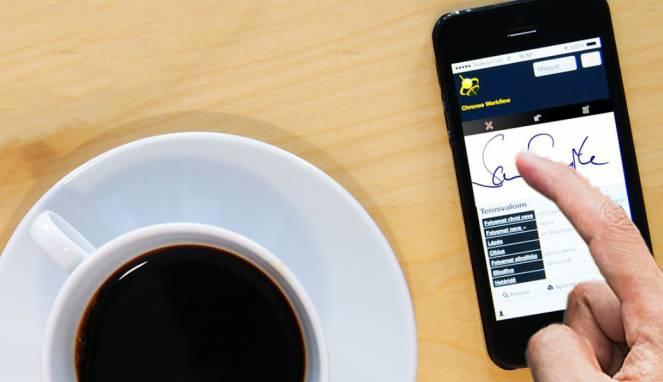 Startup Lokal Manfaatkan Aturan Baru Tanda Tangan Digital